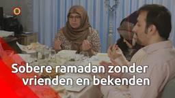Als je niemand te eten kunt vragen tijdens de ramadan, kun je ook iets anders bedenken