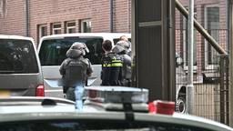 Medewerker bevrijd uit jeugdgevangenis Den Hey-Acker in Breda