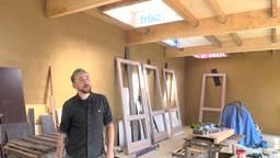 Krakers en woningcorporatie bouwen samen sociale woningen van duurzame materialen