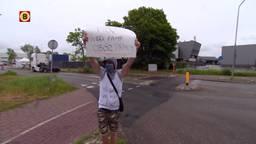 Arbeidsmigranten eisen dat Vion zich aan de coronaregels houdt: 'Wij willen werken maar wel veilig'