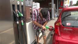 We tanken weer massaal net over de Belgische grens voor grens voor goedkope benzine