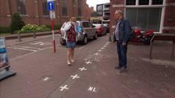 'De Vlaamse mondkapjesplicht leidt tot verwarring in grensdorp Baarle-Nassau.