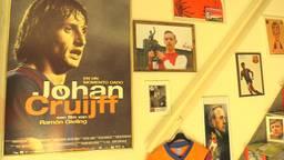 Het Johan Cruijff-museum staat in Boxtel: Da's logisch