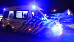Man neergestoken in Deurne, slachtoffer buiten levensgevaar