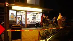 Gewapende overval op snackbar in Eindhoven, dader vlucht op scooter