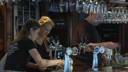 Café-eigenaar gooit zaak dicht tijdens kermis