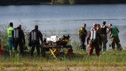 Grote zoekactie naar vermiste man in visvijver in Son