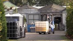 Beelden van het dodelijke drugslab in Den Dungen