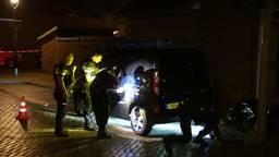 Auto doorzeefd met kogels in Den Bosch