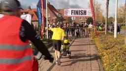 Barry uit Spoordonk liep 10 marathons in 10 dagen.