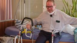 Guy kwam door uitgestelde zorg in een rolstoel terecht