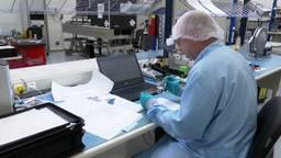 Een wereldprimeur voor Bradford Space in Heerle. Het ruimtevaartbedrijf heeft milieuvriendelijke raketbrandstof ontwikkeld.