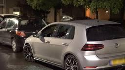 Auto beschoten in Valkenswaard