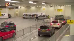 Zo ziet de grote indoor-teststraat in Cuijk eruit