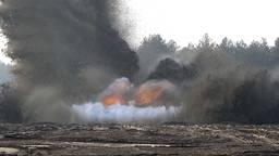 Bommen onschadelijk gemaakt in Oirschot