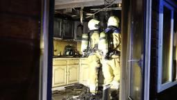 Huisje in Vinkel onbewoonbaar door brand