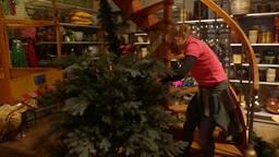 De gesloten tuincentra breken de kerstshows maar weer af