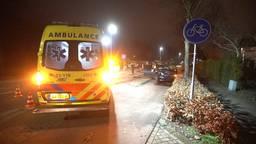 Ravage in Waalre na crash auto's na achtervolging
