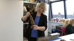 Oproep: verkoop je lange corona-haar aan Rijsbergse pruikenmaker