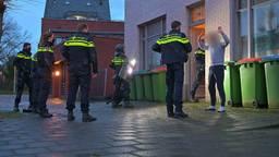 De politie valt een huis binnen na een plotselinge steekpartij in Breda