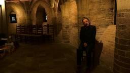 Het Laatste Avondmaal komt binnenkort tot leven in de middeleeuwse crypte