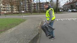 Martijn houdt Breda schoon