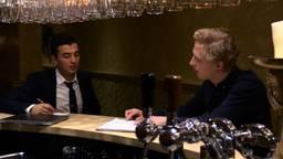 Vluchteling Hamed stort zich nu op zijn Nederlands