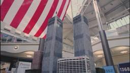 Twin Towers van Daan eindelijk in Amerika