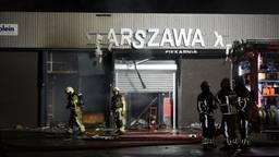 Explosie in Poolse supermarkt in Tilburg
