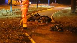 Scooterrijder raakt zwaargewond in Ossendrecht