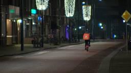 Het effect van de avondklok in Brabant in beeld