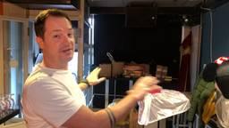 Kristian van Eenenenaam laat zich met carnaval 96 uur opsluiten in zijn Bredase café.