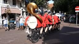 Brabants Fietsorkest in zak en as: op maat gemaakte trailer gestolen