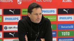 Roger Schmidt over de voorbereiding op het duel met Ajax