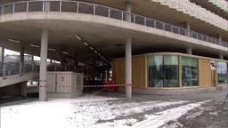 Weer problemen met parkeergarage bij Eindhoven Airport: stuk beton valt naar beneden