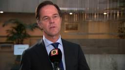 Rutte spreekt in Eindhoven met slachtoffers van de coronarellen