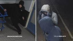 Twee jonge vrouwen staan in de nacht van 23 op 24 december doodsangsten uit als twee gewapende overvallers hun appartement aan de Wolmaranstraat in Tilburg binnendringen.