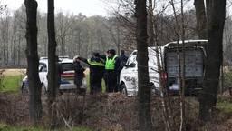 Politieonderzoek na vondst lichaam in Hapert