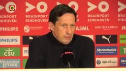 Schmidt na het gelijke spel met Ajax