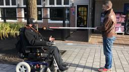 In Waalwijk zijn veel mensen die het vertrouwen in de politiek dusdanig kwijt zijn, dat ze bij de verkiezingen niet gaan stemmen.