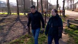 Op zoek naar Pino: Arno en zijn vrouw speuren de bosjes in Heeze af