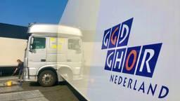 Movico helpt met vaccinatie en bouwt mobiele prikposten voor GGD's