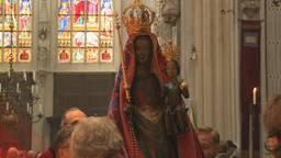 Door corona blijft Maria in de meimaand Mariamaand opnieuw binnen
