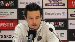 Nick Viergever na nieuwe domper voor PSV: 'Misschien is de interlandbreak wel even goed'