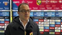 Zeljko Petrovic blij met punt, maar baalt ook: 'Bijna onmogelijk om kansen te missen'
