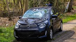 Wielrenner zwaargewond na botsing met auto in Milheeze