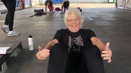 Jacqueline Legierse (74) vindt het van groot belang dat de sportscholen weer open gaan.