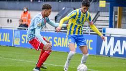 Richard van der Venne na RKC - Ajax 0-1