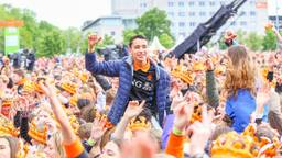 Is Breda blij met 538 Oranjedag?