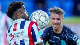 Leeroy Owusu gaat met Willem II ook tegen PSV voor winst: 'Met veel inzet'